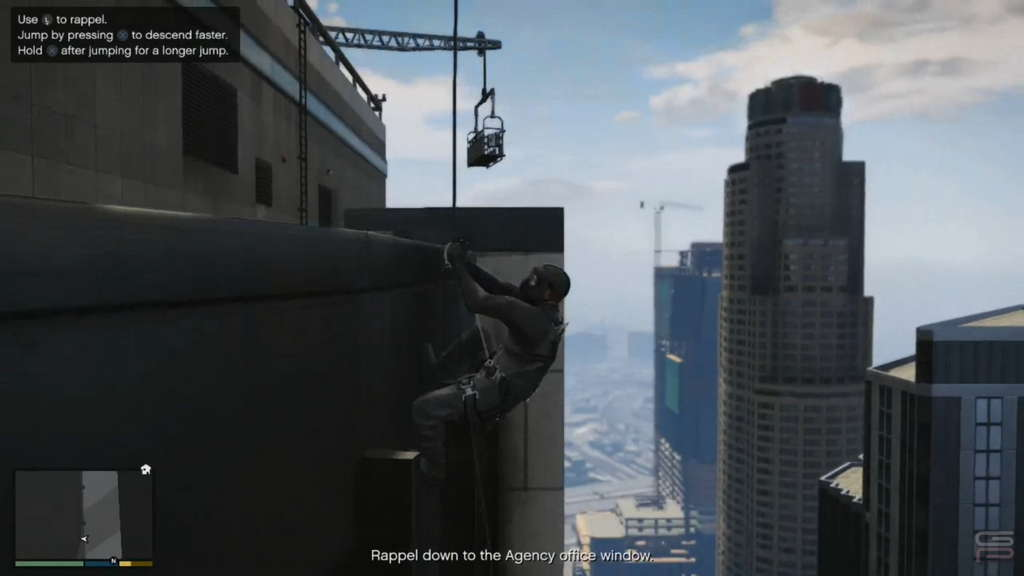Grand Theft Auto V Gameplay Analysis heist