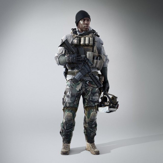Kimble Graves BF4