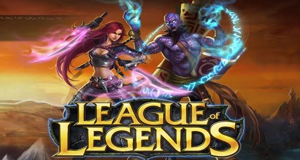 League-of-Legends-משחק