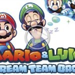 Mario & Luigi: Dream Team Bros הפרסומת