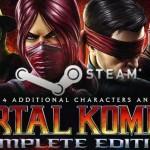 'מורטל קומבט 9' שוחרר ל-PC