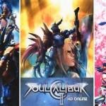 Soul Calibur II HD אונליין הוכרז