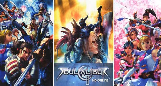 חדשות Hd: Soul Calibur II HD אונליין הוכרז – GamePro