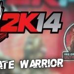 'הלוחם האולטימטיבי' מגיע ל WWE 2K14