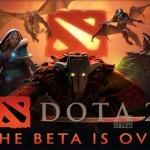 Dota 2 שוחרר רשמית