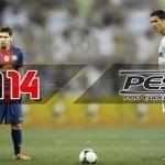 PES 2014 ו- FIFA 14 ישוחררו באותו יום