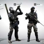 Battlefield 4: מבט על הקלאסים של כל הצבאות