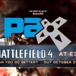 המצגת של באטלפילד 4 על ה-Xbox One בתערוכת PAX היתה על PC