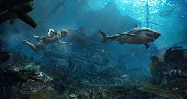 AC4-Underwater-Harpoon-Footage