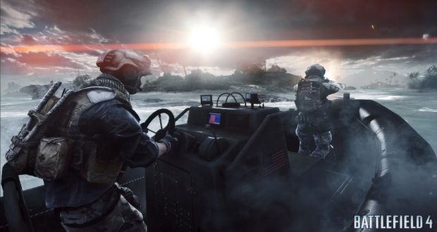 Battlefield 4 Beta October 1