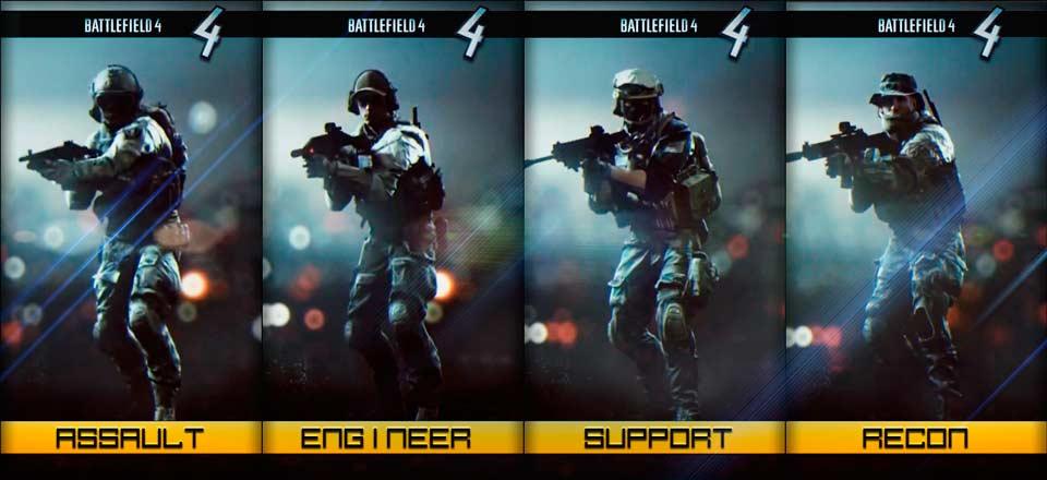 Battlefield-4-classes-קלאסים