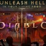 Diablo III: פרסומת הטלוויזיה של גרסת הקונסולות