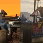 GTA San Andreas vs. GTA V בתמונות