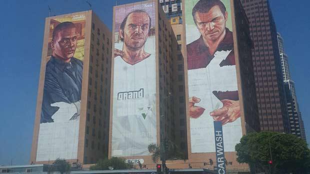 GTA-V-לוס-אנג'לס-שלט-חוצות