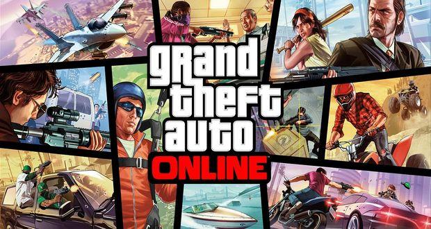 GTA V-ONLINE