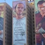 בניינים בלוס אנג'לס מכוסים ב GTA V