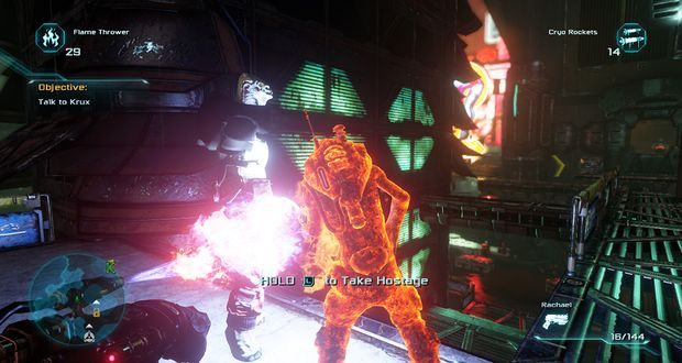 PREY 2 SCREEN