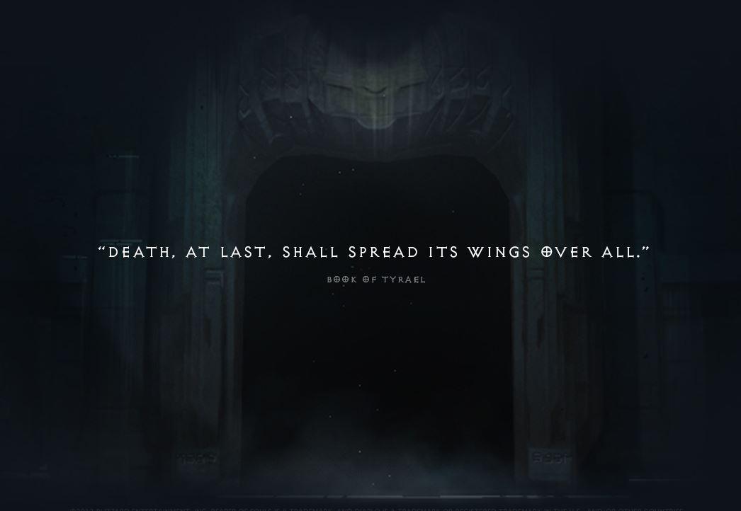 'Reaper of Souls' DIABLO 3