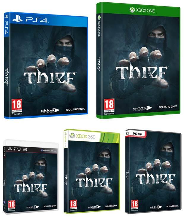 THIEF-עטיפה-משחק