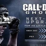 Call of Duty: Ghosts – עלות מעבר בין קונסולות תהיה 10 דולרים