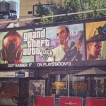 """פרסומת בניו-יורק ל GTA V """"שכחה"""" את גרסת ה-Xbox 360"""