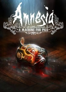 ציונים amnesia-a-machine-for-pigs