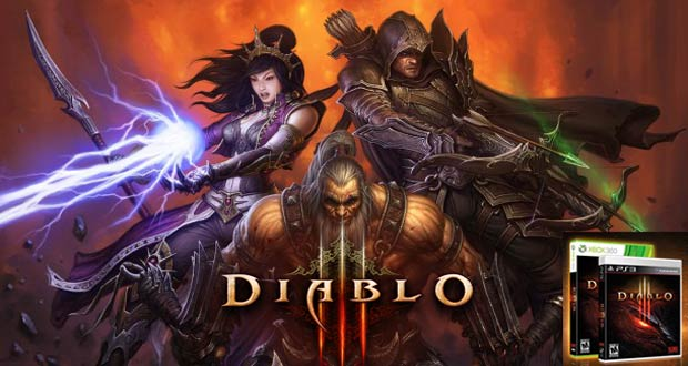 Diablo-III-קונסולות-ביקורת