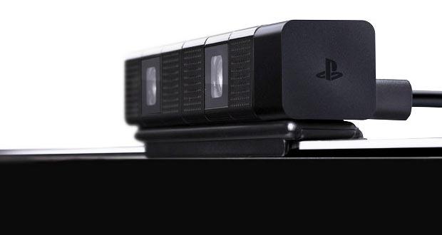 PlayStation-4-מצלמה