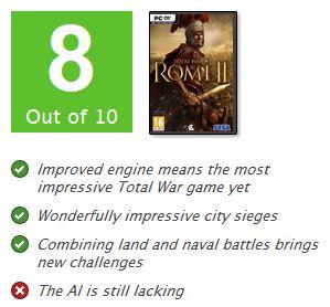 Total-War-Rome-II-ביקורות ראשונות