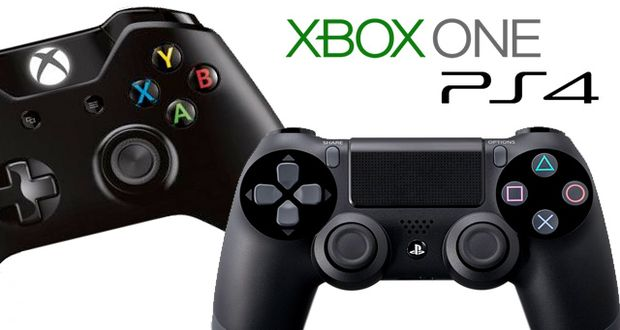 XboxOne PS4 מכירות