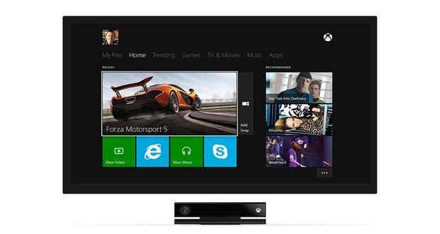 Xbox_One_דשבורד