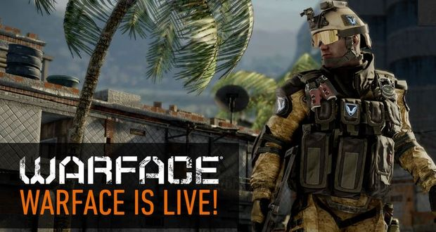 שוחרר-warface