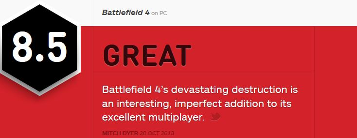 BF4 IGN REVIEW