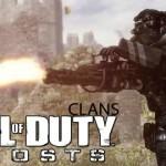 CoD: Ghosts Clans – פרטים על הקלאנים והאפליקציה למולטי