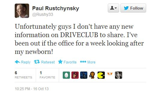 Drive Club נדחה