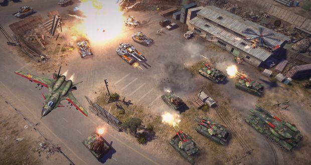 EA cancels Command & Conquer
