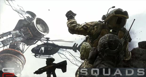 "Ghosts-""Squads"""