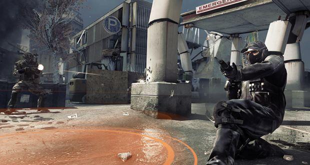 Ghosts  Blitz