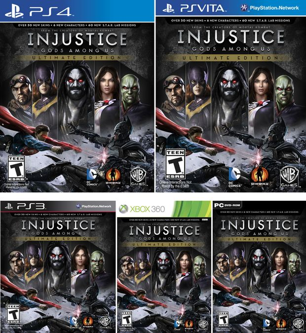 Injustice-Gods-Among-Us למחשב