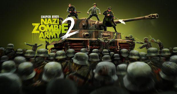 Sniper Elite Nazi Zombie Army 2 תאריך