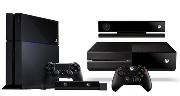 XboxOne Playstation 4 מכירות