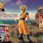 דרגון בול Z באטל אוף Z- מהדורת Goku נחשפת
