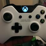 Xbox One הגרסה הלבנה בתמונות חדשות