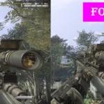 Call of Duty: Ghosts – אינפיניטי וורד מאשרת שינוי ה FoV באמצעות מוד