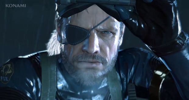 Metal Gear Solid V  SNAKE