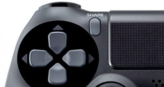 PS4 שיתוף
