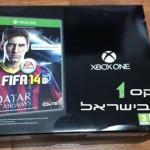Xbox One נחתה בישראל