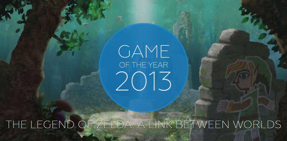 משחק השנה של גיימספוט 2013
