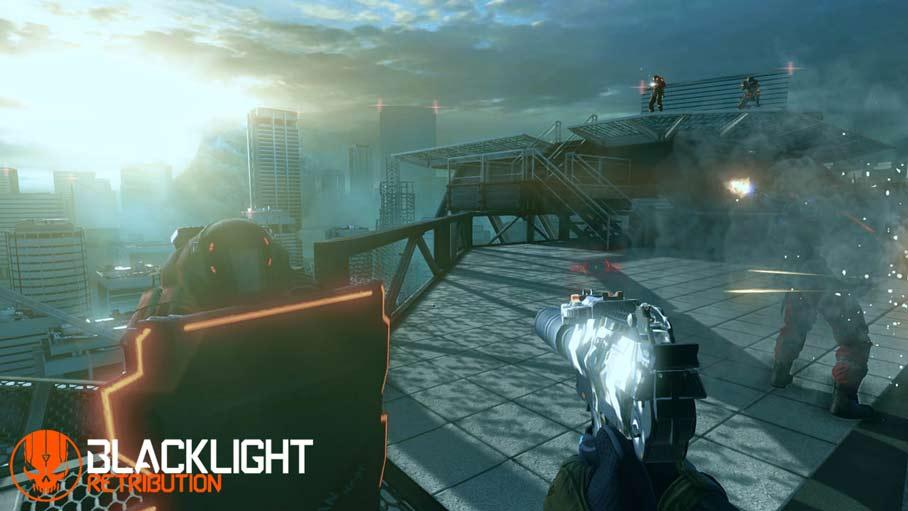 Blacklight-Retribution-השקה-פלייסטיישן-4