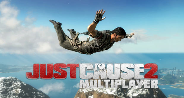just cause multiplayer: